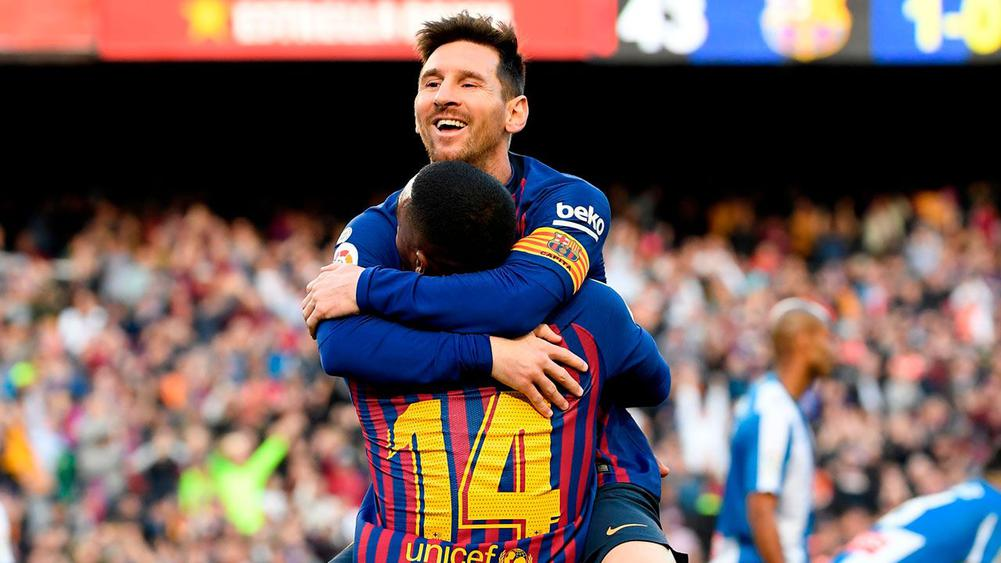 Barca – Espanyol: Barca wins in another home derby