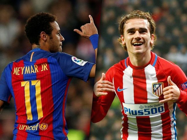 Neymar and Griezmann are not the future of Barca