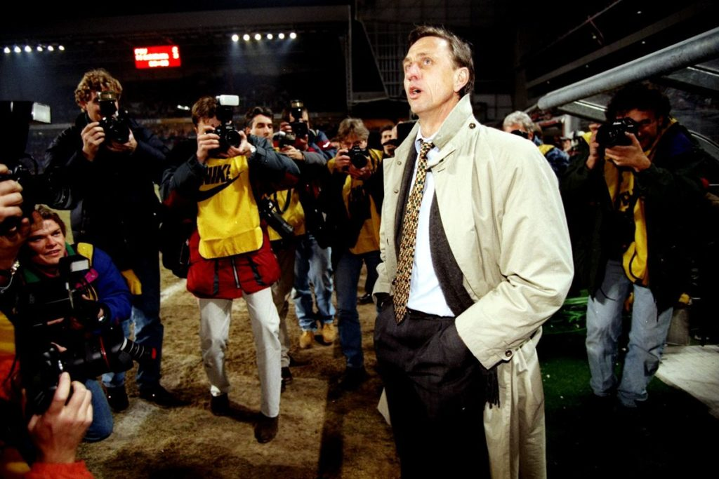 The Johan Cruyff legacy: The coaching years