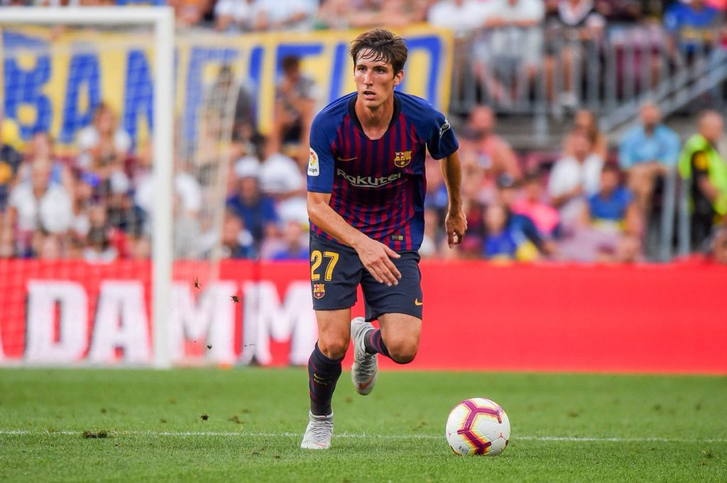 The best left backs in La Masia - 2019