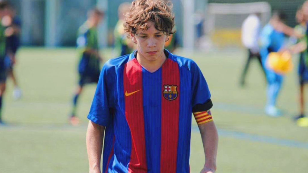 The best right backs in La Masia