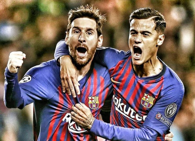 Barca reach the UCL Semifinals
