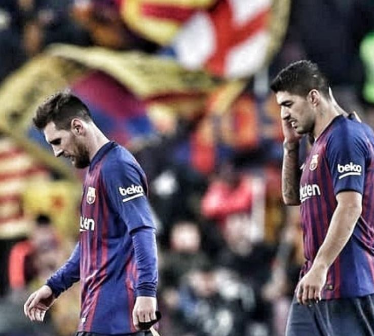 Barca season ends with a lot of question marks