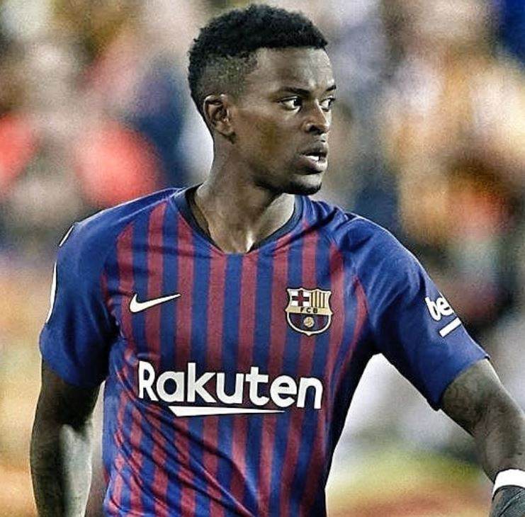 Barca right back situation