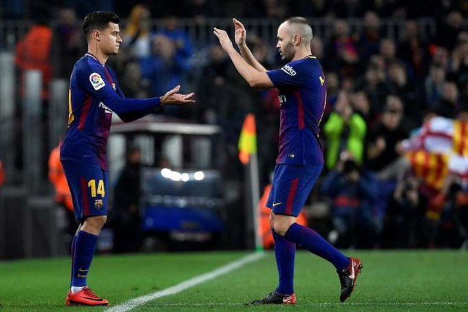 Why I think coutinho didn't succeed at Barca