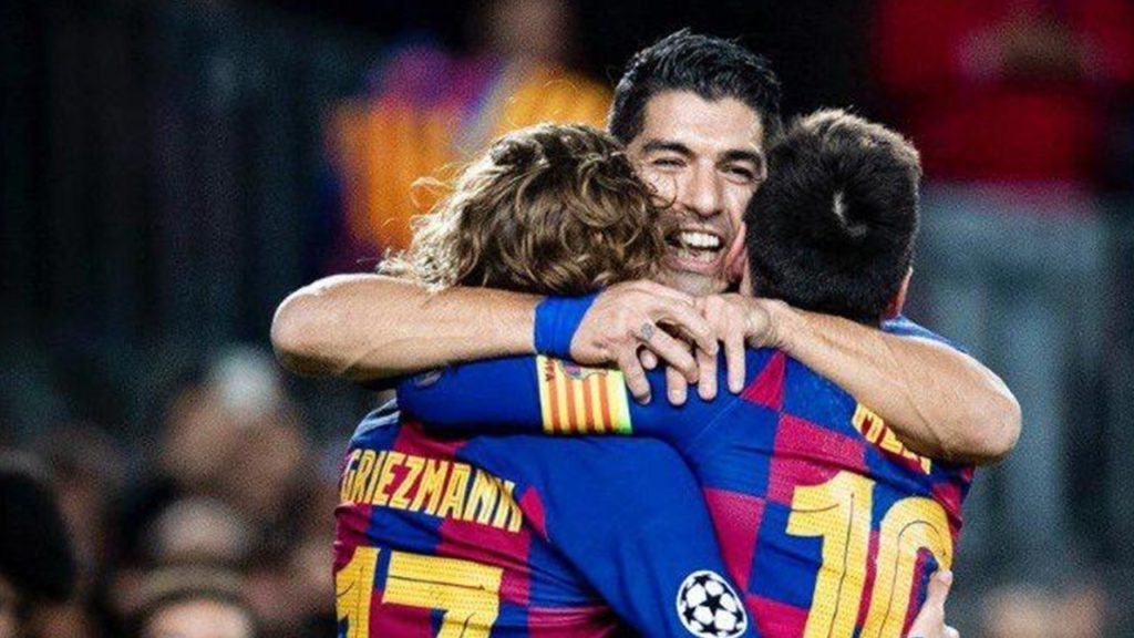 Barcelona wins against BVB to secure first place in the group