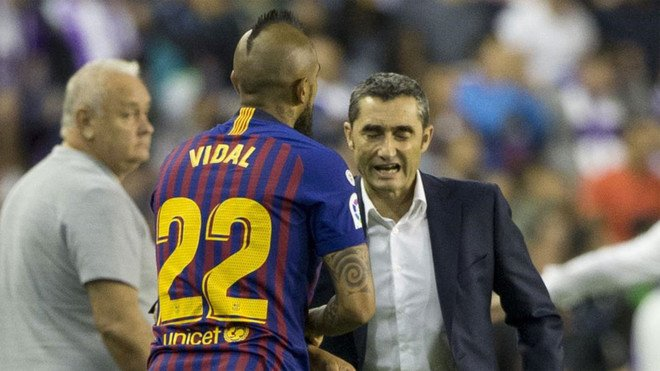 The biggest failure under Valverde