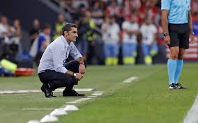 Barcelona, Valverde And The Question Of Pressing