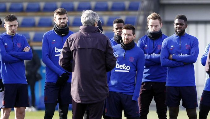The first steps of Quique Setien in Barcelona's pursuit for greatness