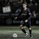 Frenkie De Jong : One year after announcing his arrival