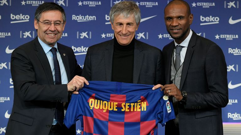 Quique Setien - Good for Barcelona?