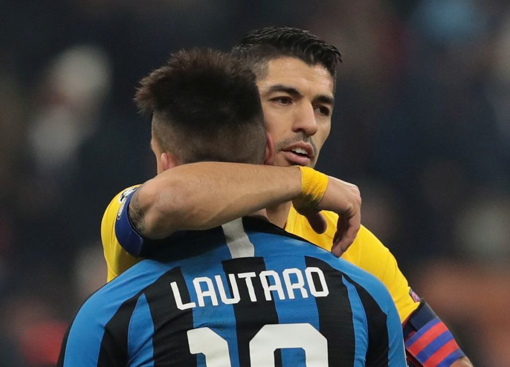 Lautaro? The new ST will face tough job benching Suarez