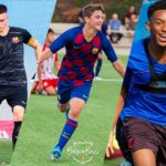 The stars to watch in La Masia – 2020 Forwards