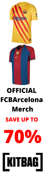 Official FCBArcelona Merch