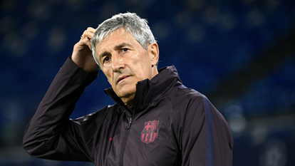 Quique Setien and Barça - What went wrong?