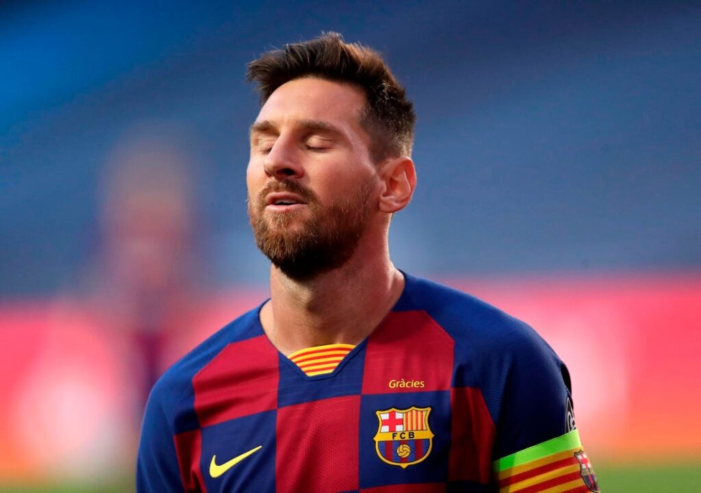 Messi will leave Barcelona