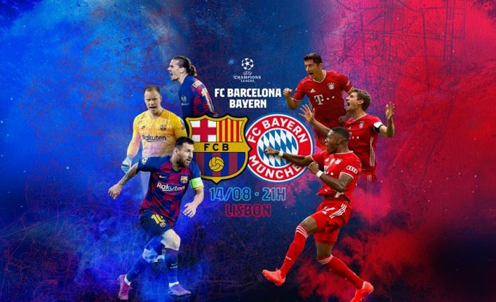 FC Barcelona vs FC Bayern Munich History of Clashes