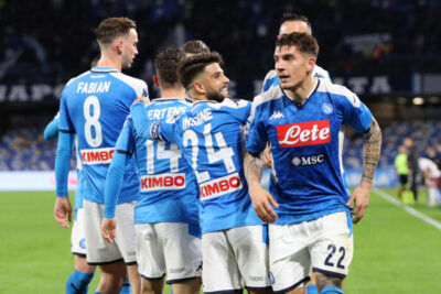 Rival watch : Facing Napoli in the Champions League