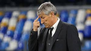 Barcelona: Setien: I've read the LaLiga protocol and it seems ...