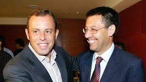 Bartomeu attributes to Rosell the agreements of Neymar