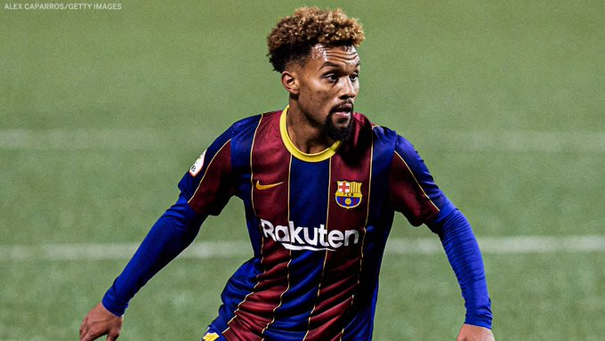 konrad was one of the heros from la masia this week