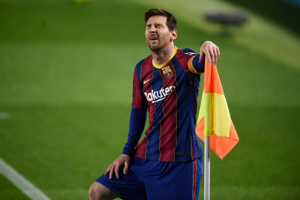 Messi missed the clash between FC Barcelona and Real Sociedad