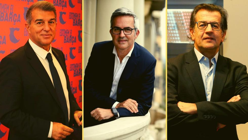 FC Barcelona elections in Martch 7th