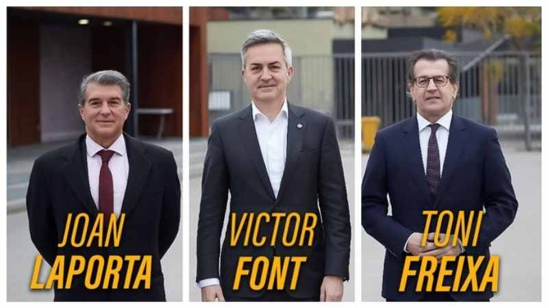 Who will be the new FC Barcelona president?