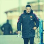 Garcia Pimienta – Barça's DNA protector – Leaves the club. Forever?